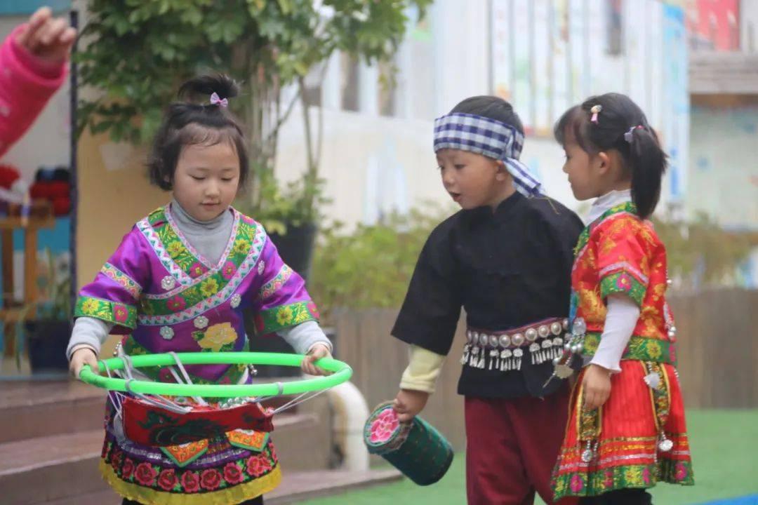 民族地区山村幼儿园提质升级路径探索  第5张
