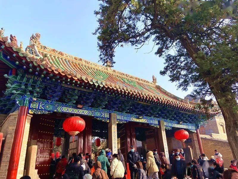 浚县正月古庙会之浮丘山碧霞宫  第2张
