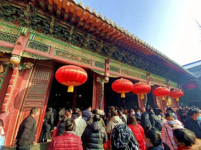 浚县正月古庙会之浮丘山碧霞宫  第6张