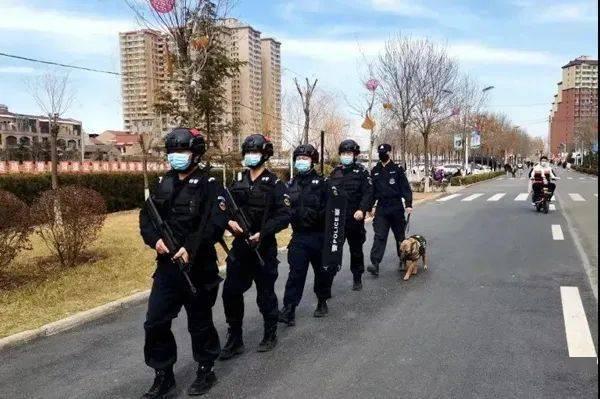春节期间,山西出动23.5万警力护航全省人民安全  第1张
