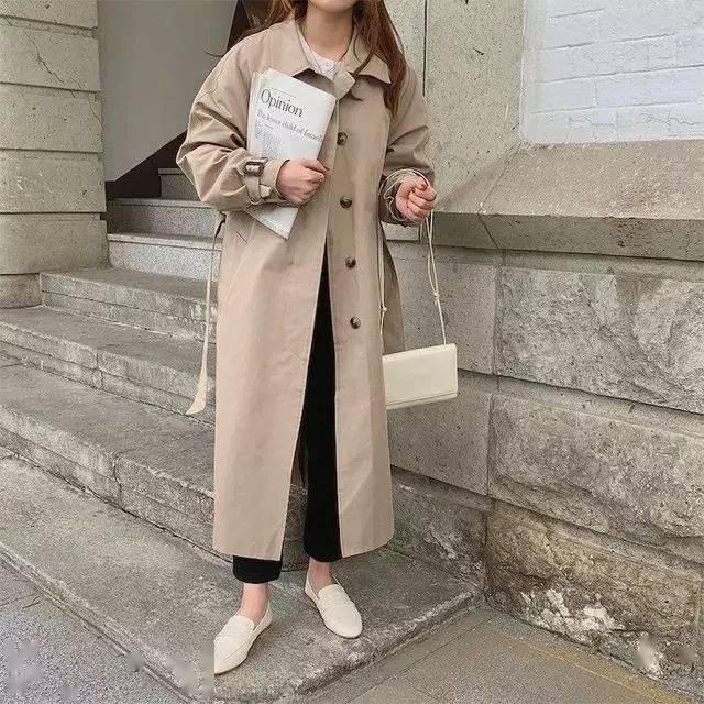 开春必穿的外套,高级时髦还有气质