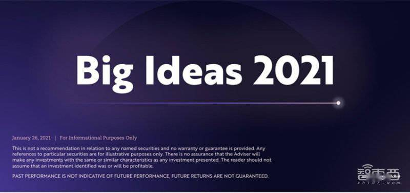 女版巴菲特的15个趋势预测:寻找下一个特斯拉,2021成为人生赢家 | 智东西内参