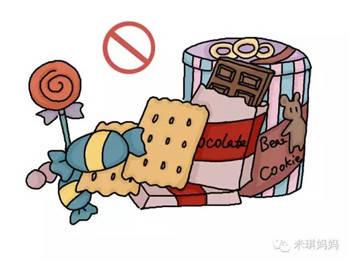 生孩子不要吃巧克力!还有这几样也要避雷