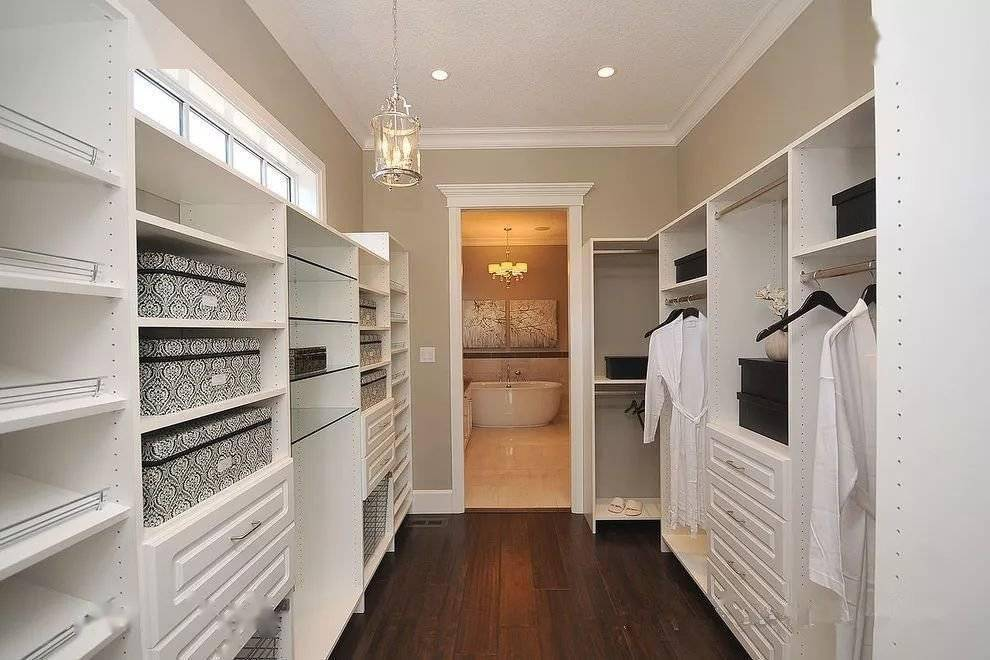 2021三大典型衣 柜,拯救收纳空间!