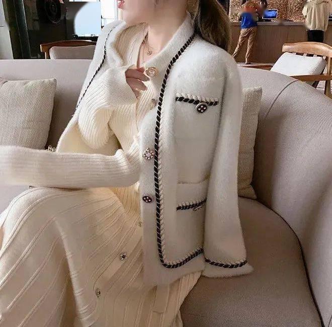 这件爆火110年的经典小外套,谁穿谁是富家大小姐
