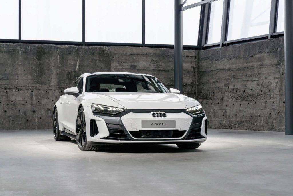 美出新高度 奧迪e-tron GT將於3月1日國內亮相