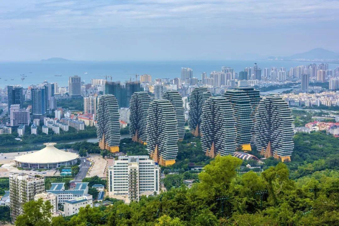 盘点国内20座千奇百怪的奇特建筑,哪个最令你刷新三观?