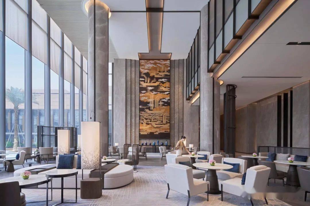 福州东湖万豪酒店   热门Hotelcation酒店推荐系列