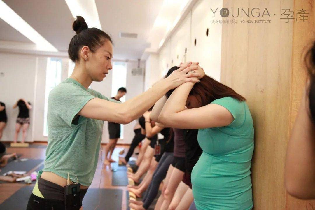 央格孕产瑜珈密集课!孕期、备孕、产后7天一次学完_课程