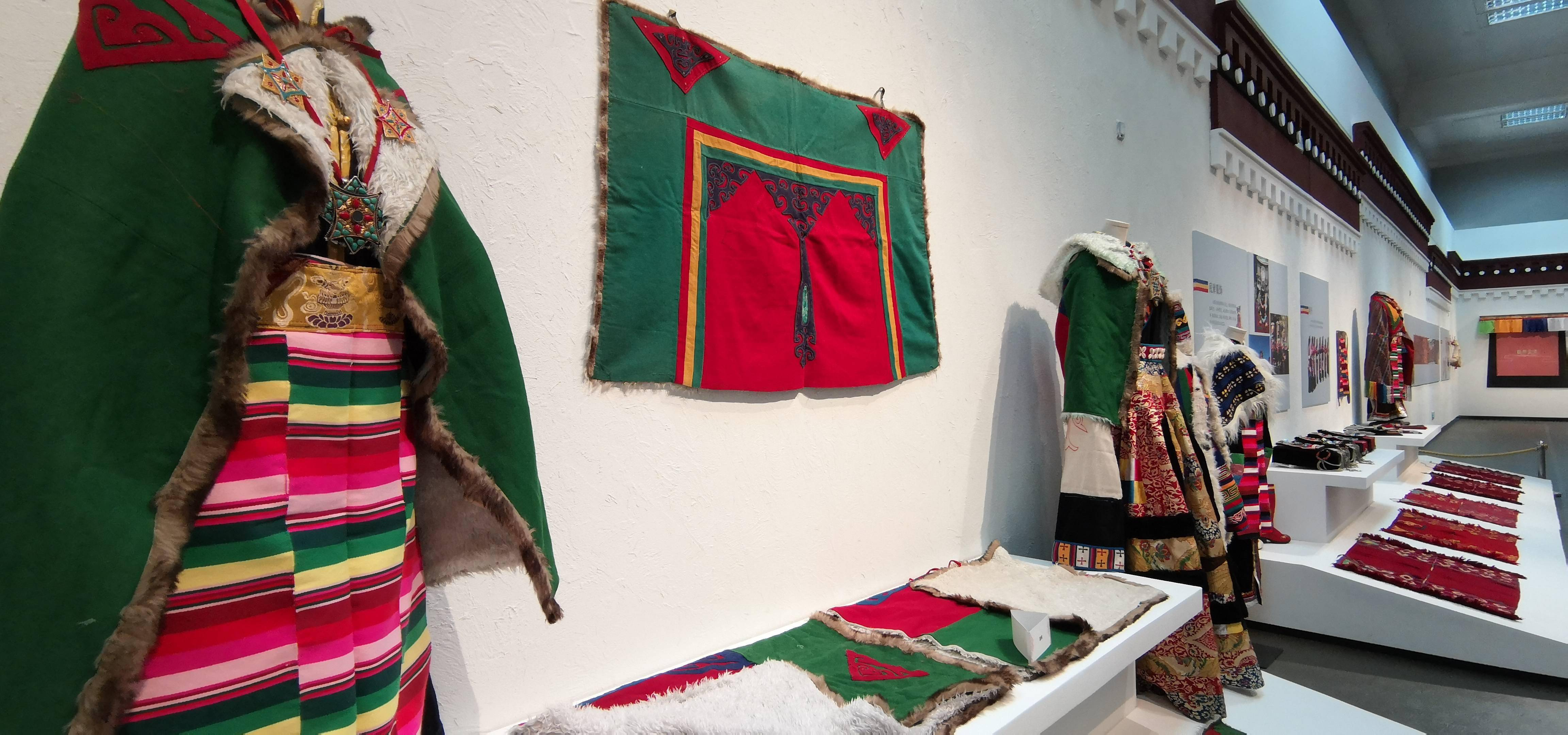 """河北博物院恢复开放 推出新展""""天际风情——西藏阿里民俗文化(旅游)展"""""""