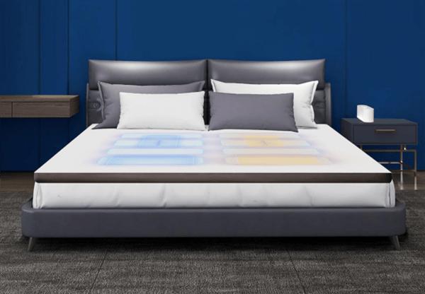 威客电竞 床垫支持助眠、晨起、放松、美腿四大模式