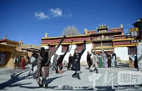 """NPC代表:西藏农村振兴需要""""借网"""",希望更多""""丁真""""出现"""