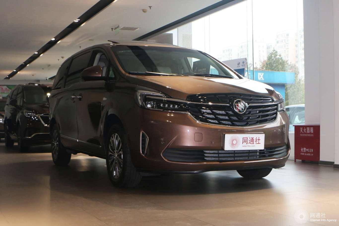 福利车型别克GL8的商务舱销量有23.29万。