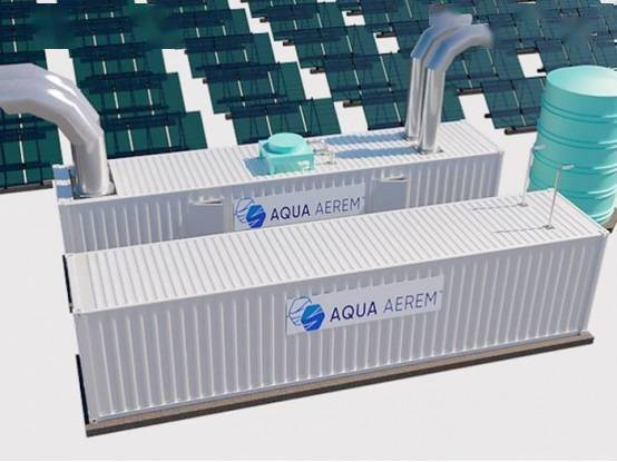 澳大利亚公司在沙漠中试验新技术:从空气中取水并将其转化为氢气