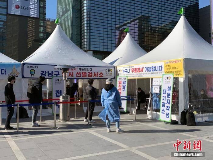 韩国新增新冠确诊356例 超百人接种疫苗后现不良反应
