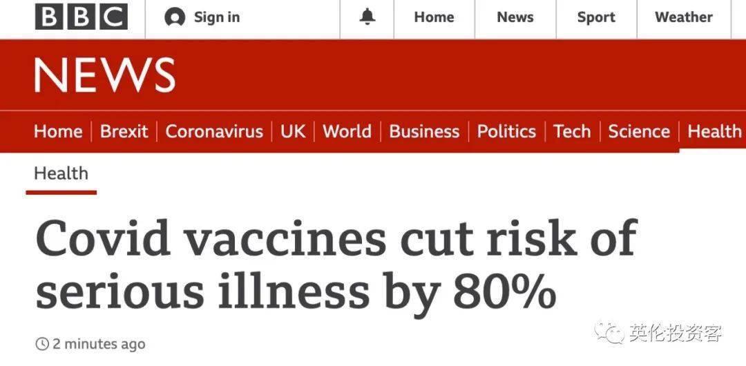英国将2倍速推广疫苗!全英紧急搜寻巴西变种感染者,首相称解封一切照常...