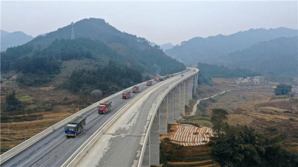 广西高速公路一季度完成投资173.6亿元
