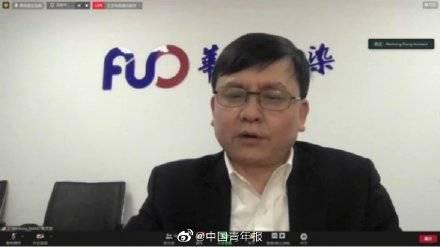 张文宏担心中国疫苗覆盖率低会出现免疫缺口