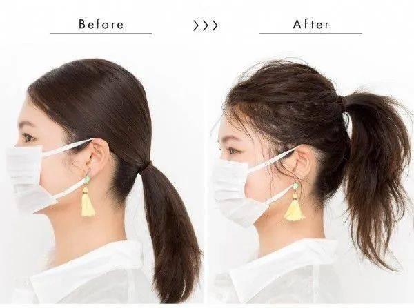 戴口罩不化装也能好看uwin电竞平台?想偷偷变美的打工人快