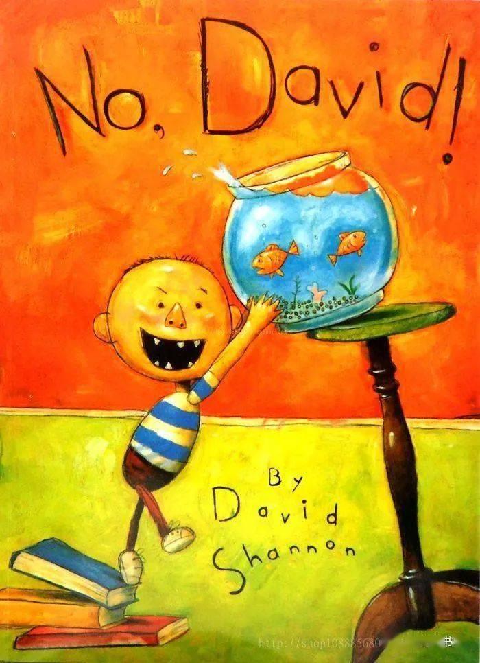 """戳到无数中国妈妈的泪点!《大卫,不可以》的作者对学霸女儿说""""不""""!"""