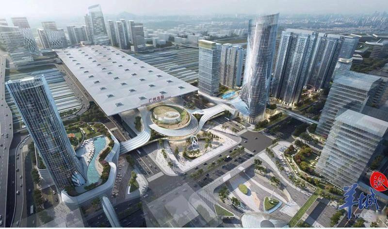 广州花都:抵达北站即到机场,空铁枢纽变经济枢纽