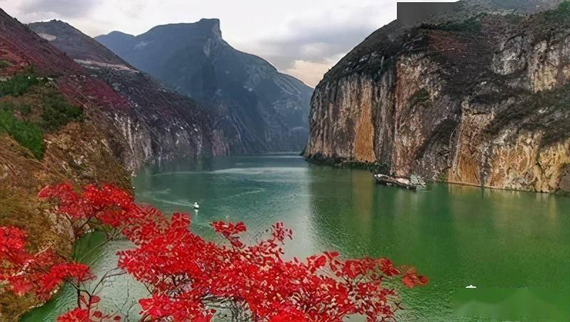 樱花动漫:千古三峡,穿透岁月的激情,一个遥远而神奇的地方 网络快讯 第4张