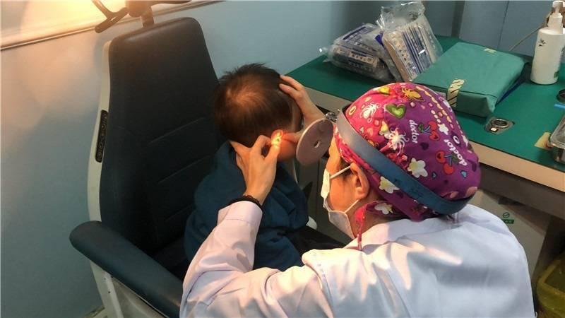 一年接诊1万多耳部疾病小患者,警惕这些伤害耳朵的行为