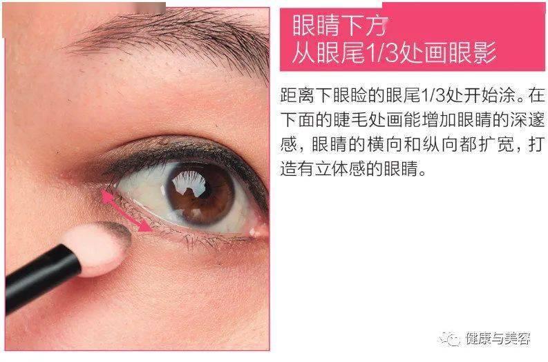 罗云熙的丹顶鹤眼妆传递国风美,打造出春日元气眼妆