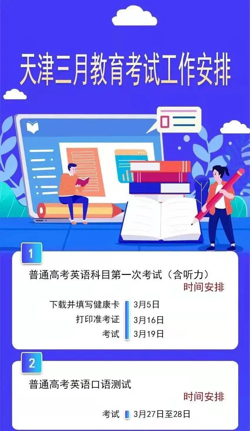 天津高考生福利丨两本备考宝典助力第一次英语高考