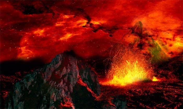 冰岛火山或将喷发 10天地震2万次冰岛正迎来另一个喷发周期