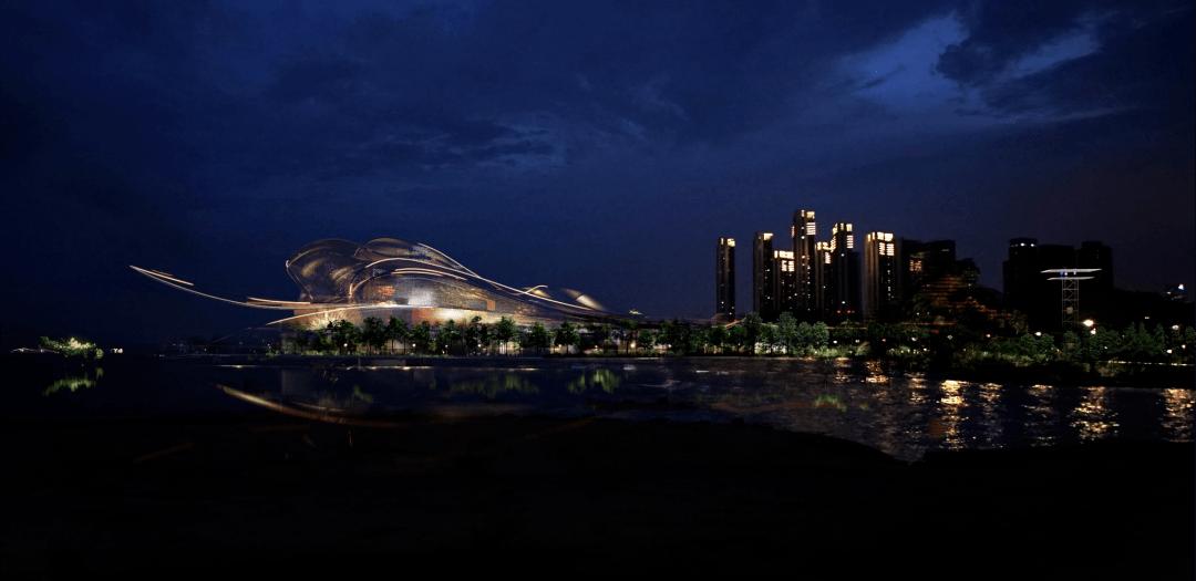 超美!深圳2大文化地标来了!歌剧院、海洋博物馆建筑方案出炉
