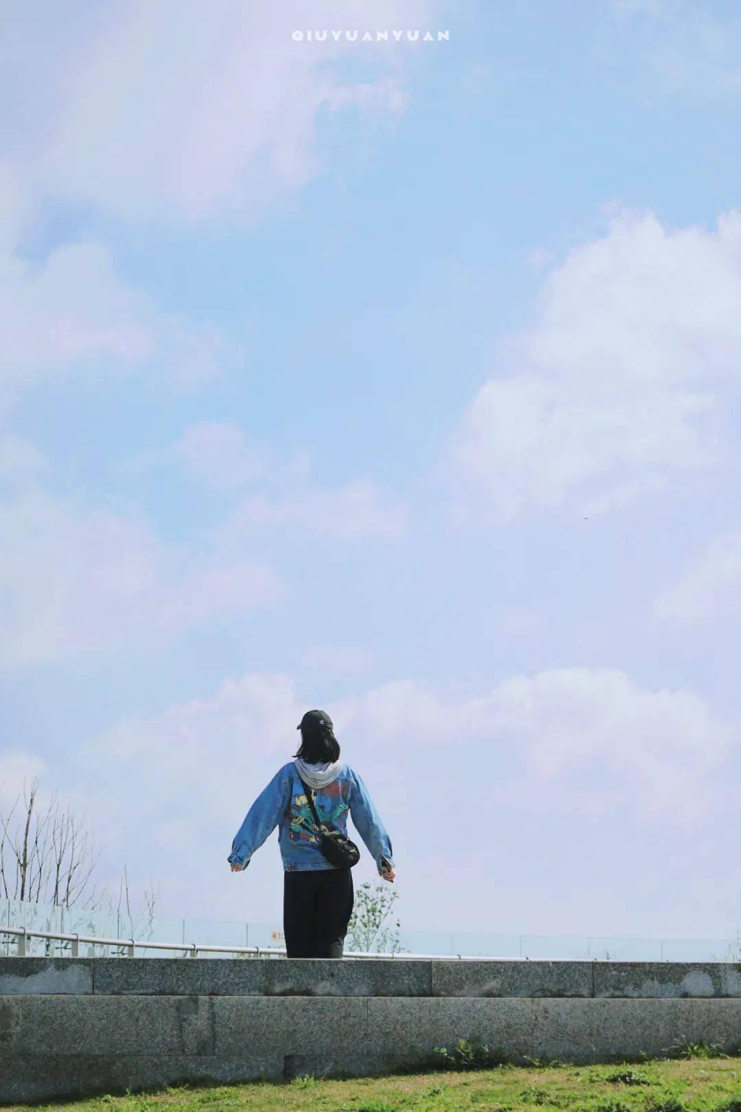 成都新晋日系『纯白天台公园』,趁没火赶紧去!