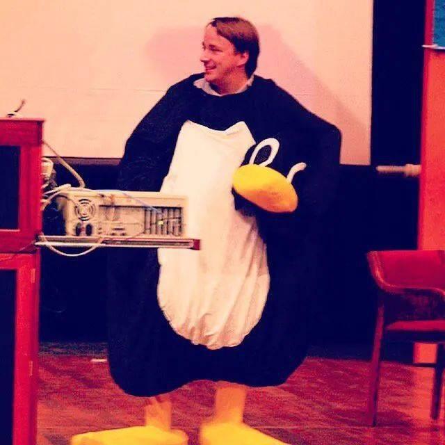 Linux 公仔已 30岁 了,来了解一下小企鹅 ' Tux ' 吧!(图4)