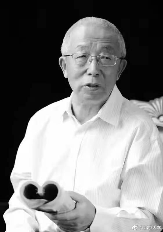 著名文学史家、北大教授费振刚逝世,曾参与编写《中国文学史》
