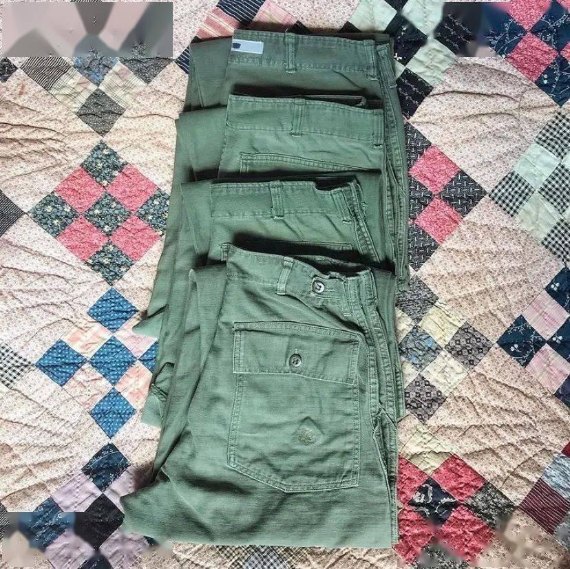 德军M43军裤