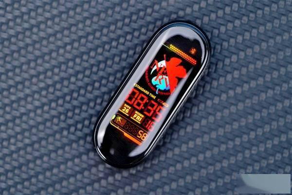 跑道全面屏!小米手环6首发图赏:显示面积增加50%的照片 - 8