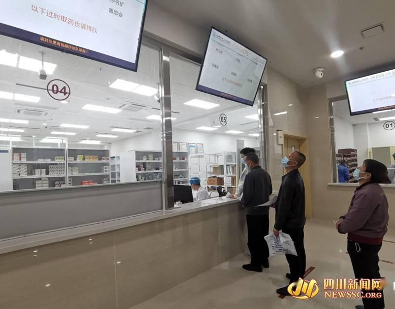 填补区域医疗空白 成都市第二人民医院龙潭院区试运行