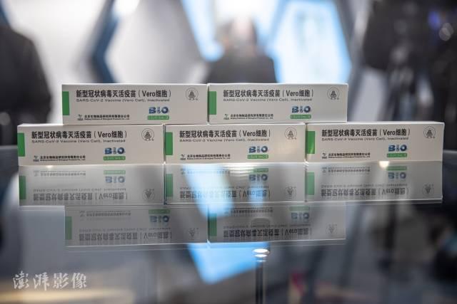 世卫专家组:国药和科兴提交数据显示疫苗安全有效