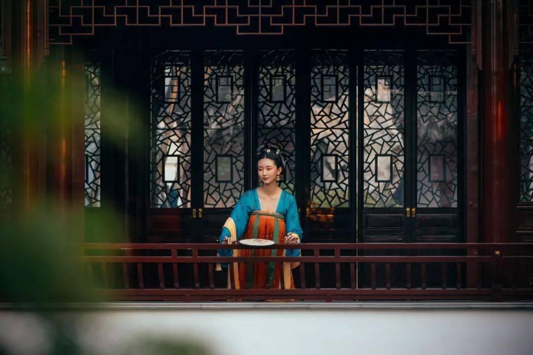 穿汉服或民族服装可免票!郑州园博园第四届春季文化节启动