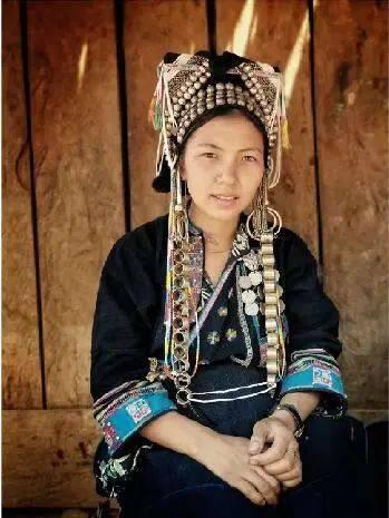 荐读|东方印第安人——阿卡人