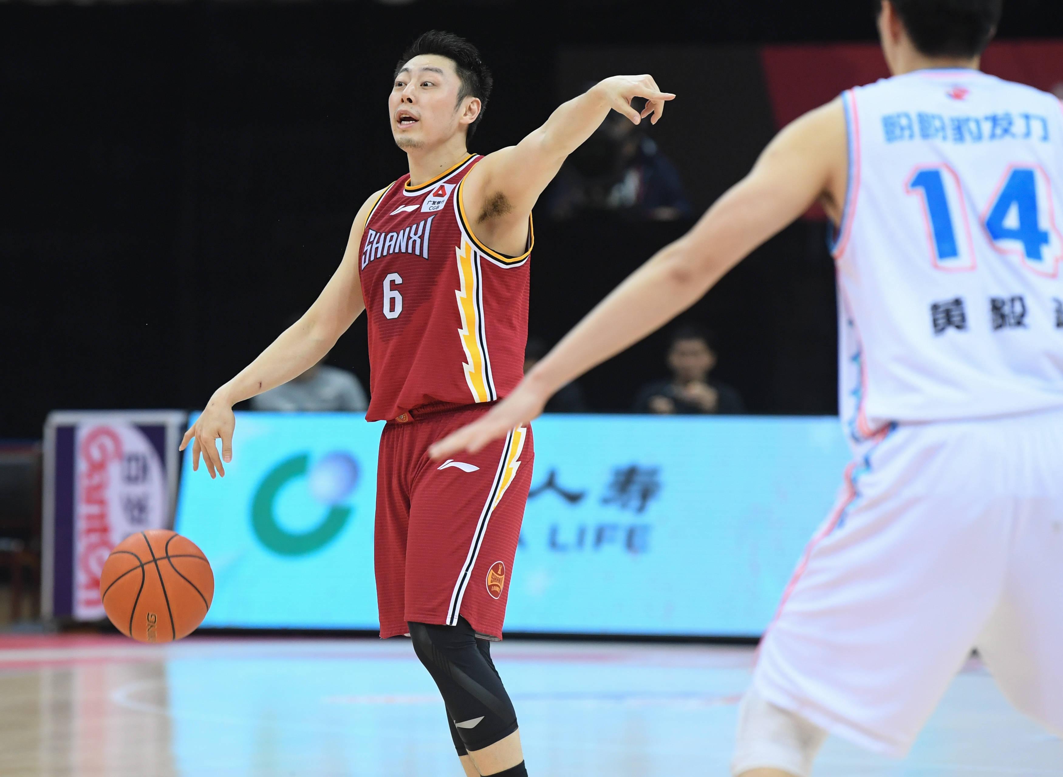 篮球——CBA第四阶段:福建豹发力胜山西汾酒股份