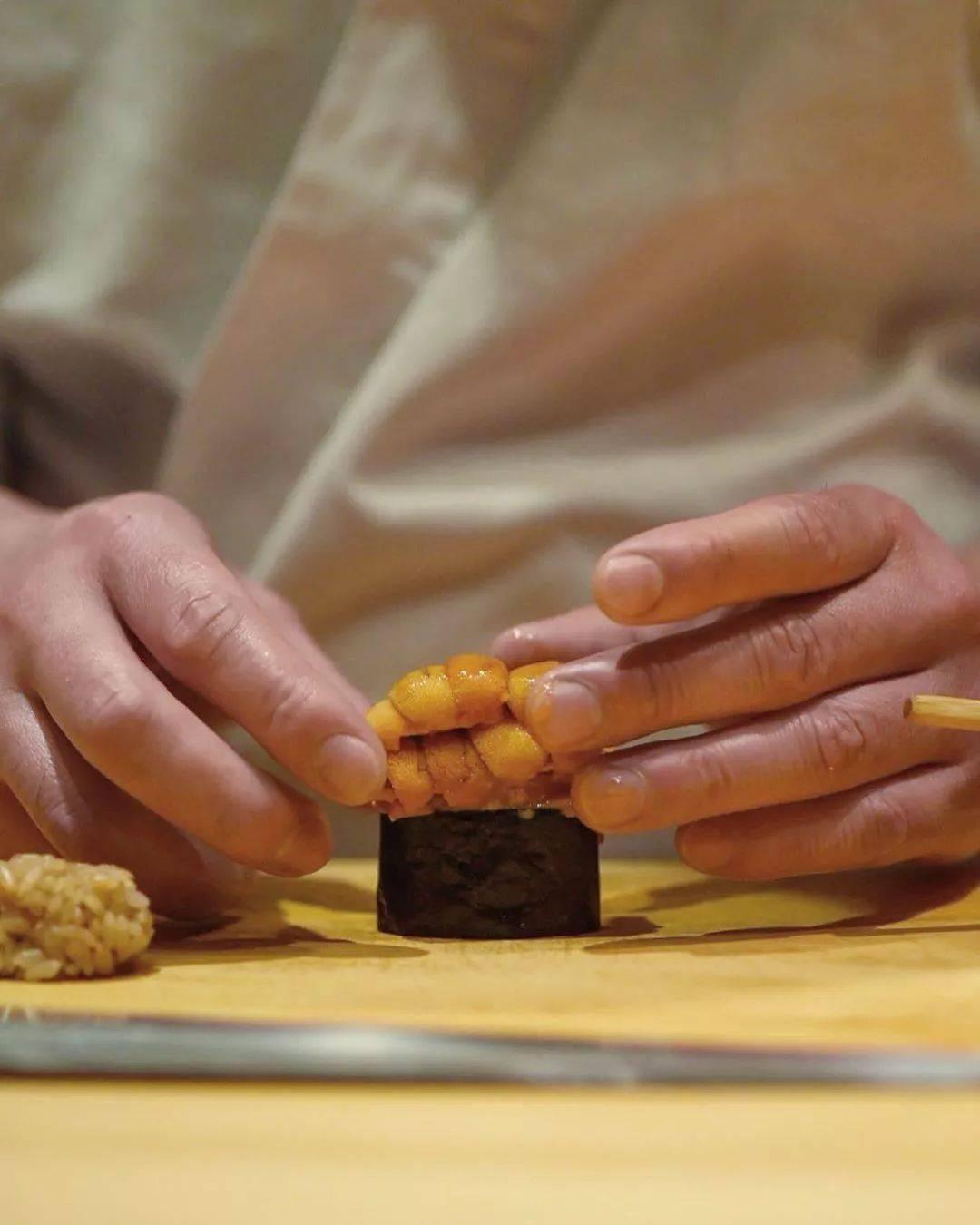 随季节而食,品味寿司的最大乐趣