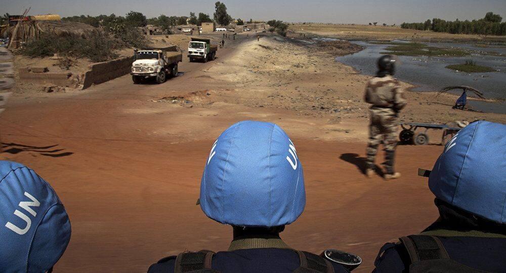 40余名马里武装分子袭击联合国维和部队营地被击毙