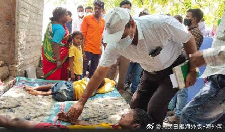 印度暴发不明疾病 已有4人死亡近100人住院
