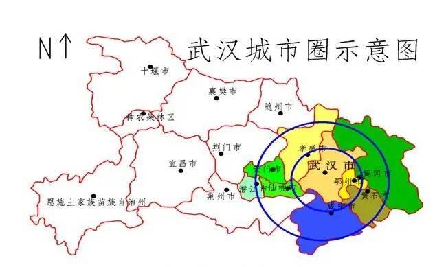 """观察 武汉城市圈发力,长株潭终于要""""开跑""""了?"""