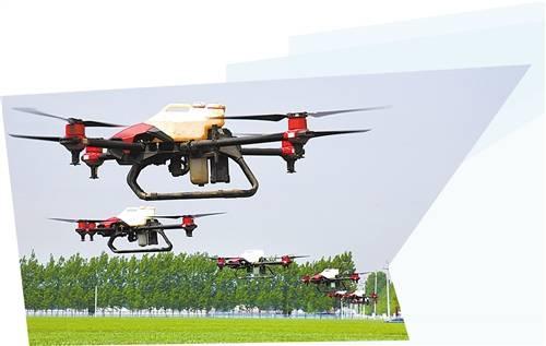 农业无人机成为市场宠儿