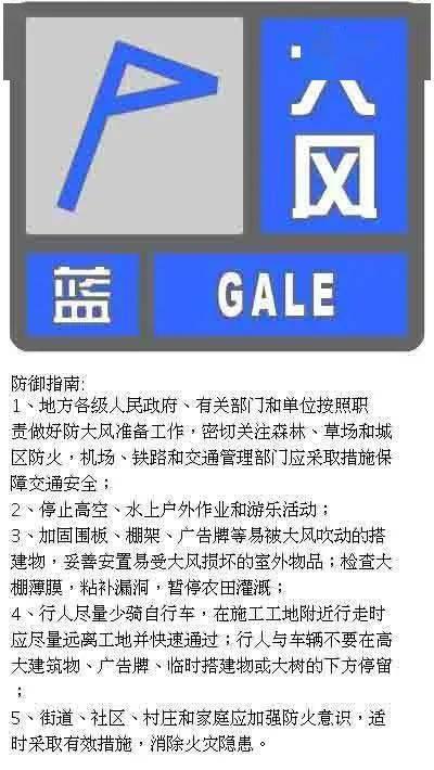一定要注意!北京发布风大蓝色预警,明日山区地带龙卷风可达7、