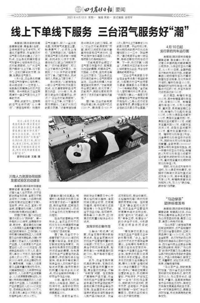 """""""马边绿茶""""团体标准发布"""