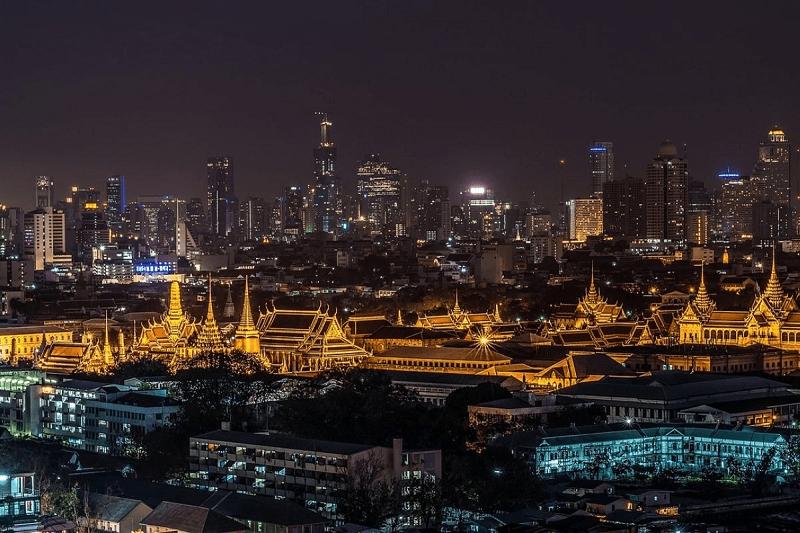 第三拨疫情来袭 泰国曼谷大皇宫等皇家景点再次关闭
