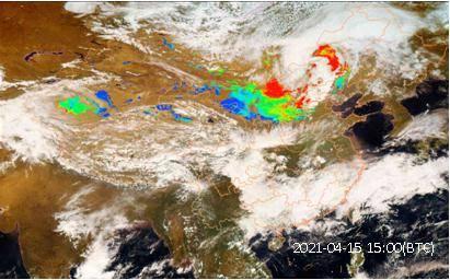 北方沙尘又来!上海有影响吗?